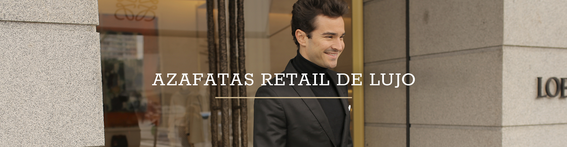 azafatas retail lujo